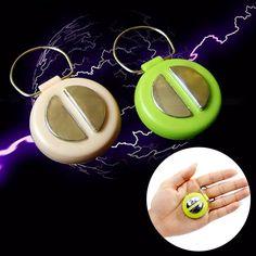 Shake Hands Electric Shock Toy Shocking Halloween Gadget Gag Novelty Toys