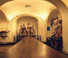 Church Bürgersaal by Mamooli loves spring :) via Flickr