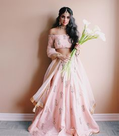 """9,215 Likes, 118 Comments - Ankita (@aankita.b) on Instagram: """" Lehengas and chill 