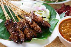 Asian Appetizer Recipe: Beef Satay
