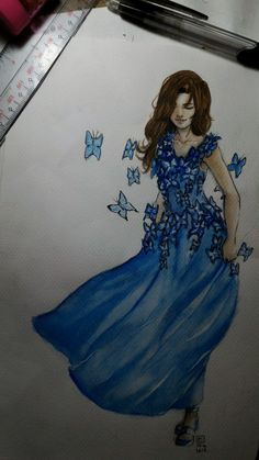 Evelyn Sader School For Good And Evil, Disney Animator Doll, Dress Drawing, Universe Art, Lost City, Book Memes, Good Books, Fairy Tales, Fan Art