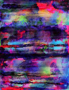 Blue by Georgiana Paraschiv Geometric Nature, Truck Art, Shape Art, Blue Throw Pillows, Surface Pattern Design, Abstract Pattern, Background Patterns, Texture, Painting Inspiration