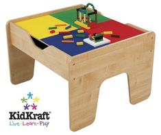 KidKraft 2 in 1 Activity Table with Board 17576