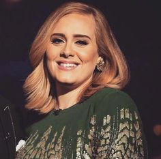 #Adele on #BBCOne