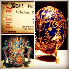 @Felicia Hayden Beautiful exhibit at the #PEM : Fabergé #museum #faberge