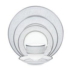 Noritake® Brocato Dinnerware Collection - BedBathandBeyond.com