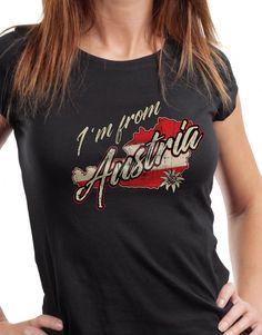 Neue Trends, Lady, T Shirts For Women, Tees, Fashion, Cool T Shirts, Script Logo, New Fashion, Women's T Shirts