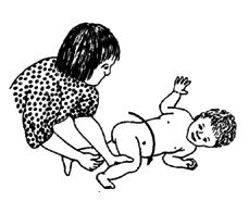Rolling your baby over will help them out with their physical development and gross motor skills.