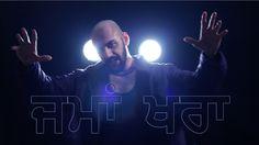 Jaz Buttar - Jmma Khrra ( ਜਮਾਂ ਖਰਾ ) Latest Punjabi Rap Song 2015 [ Official ...