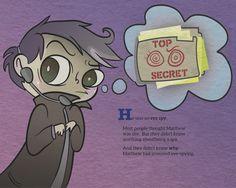 Page 3 - He's an eye spy!