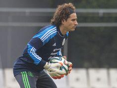 Miguel Herrera confirmó el once inicial #Worldcup que utilizará México en su debut en la Copa del Mundo