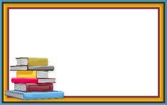 Kids Background, Poster Background Design, Paper Background, Background For Powerpoint Presentation, Powerpoint Background Templates, Certificate Background, School Border, Book Clip Art, Frame Border Design