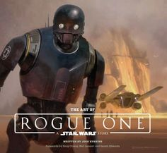 The Art of Rogue One is a book. X would like it. Not sure if this link is in any way related