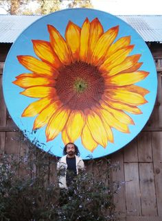 This site chronicles the artwork of Garth von Ahnen. Animated comics, political cartoons, paintings, and murals--- all in one conveniently clickable website. Mural Art, Murals, Satellite Dish, Political Cartoons, Public Art, Animation, Sunflowers, Mosaics, Artwork