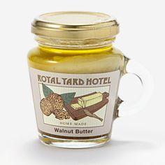 ROYAL YARD HOTEL, Walnut Butter