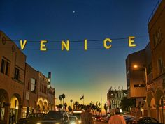 All Signs Lead To #Venice | Discover Los Angeles