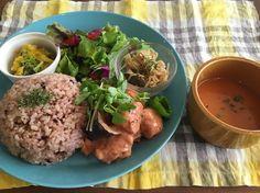 The PINK WEED cafe 大豆ミートのチリマヨソース #vegan #vegetarian #vegankobe #kobe #ヴィーガン #ベジタリアン #動物性不使用 #菜食 #神戸 (The PINK WEED cafe)