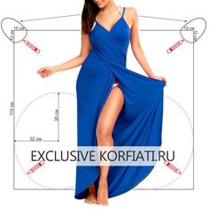Muster von Strandkleidern von Anastasia Korfiati – For Sewing Dress, Dress Sewing Patterns, Sewing Clothes, Clothing Patterns, Diy Clothes, Clothes For Women, Fashion Sewing, Diy Fashion, Ideias Fashion