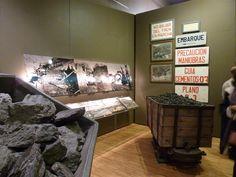 Museu de les Mines (Cercs) - octubre 2014