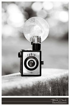 Old Camera-I would love to have a camera like this.