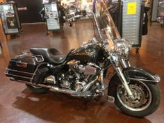 2008 Harley-Davidson Road King priced to GO 2008 Harley Davidson, Road King, To Go, Motorcycle, Motorcycles, Motorbikes, Choppers