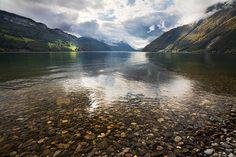 Vierwaldstättersee, Lake Lucerne, Switzerland