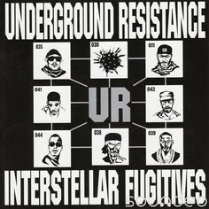 Label: Underground Resistance – URCD-045 Format: CD, Compilation Country: US Released: 1998 Genre: Electronic Style: Techno Rebels with code names spread through music an uncompromising and anti-ma...