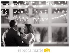 Rustic Barn Wedding Details and Photos by Rebecca Marie Photography (Chicago, Illinois)
