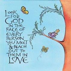 Wouldn't the world be a better place if we could all follow this advice? This Zenspirations design by Joanne Fink comes from her newest book, With God All Things Are Possible, forthcoming from Harvest House in February 2013.