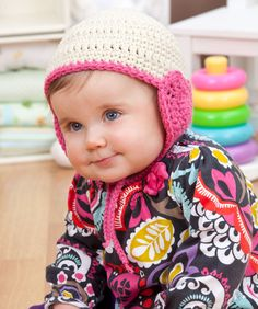 Lovey Hat for Baby