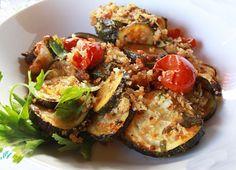 Italian Food Forever » Zucchini Toss