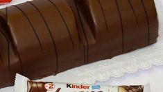 Ricetta Torta Kinder Bueno Gigante
