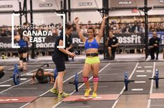 Road to the 2014 CrossFit Games: Fittest in Canada East - WODLounge