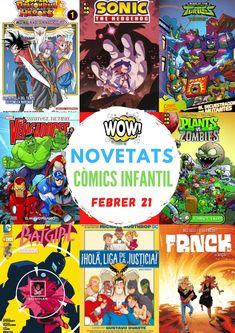 Comic Books, Comics, Cover, Art, Children's Comics, Art Background, Kunst, Cartoons, Cartoons