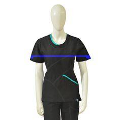 Resultado de imagen para uniformes para peluqueria modernos 2018 ... 21617bd3fff0c