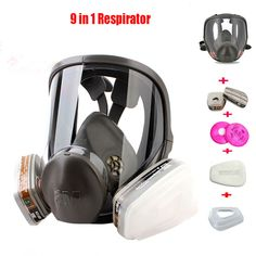 Back To Search Resultstools Beautiful 1pc 7502 Haif Facepiece Respirator Painting Spraying Face Gas Mask 6000 Series~ Ture 100% Guarantee