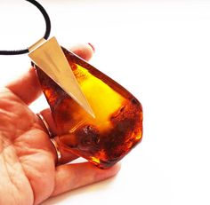 Natural Baltic Amber Necklace 93 g