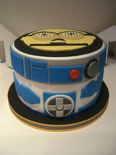Star Wars Cake.1 by ~gertygetsgangster on deviantART
