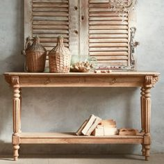 Eloquence Avignon Console Table. #laylagrayce #new #eloquence