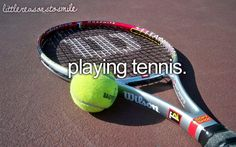 tennis!!