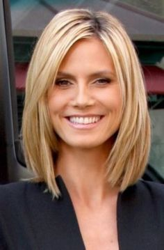 Beautiful hairstyles for shoulder-length fine straight hair … – Hair Design Ideas Over 40 Hairstyles, Bob Hairstyles For Thick, Haircuts For Fine Hair, Haircut For Thick Hair, Fine Hairstyles, Medium Hairstyles, Bob Haircuts, Hairstyles 2018, Modern Haircuts