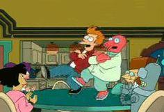 Dancing Fry and Zoidberg - Futurama Fan Art (9351982) - Fanpop