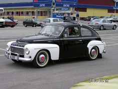 Volvo p544 polis norway