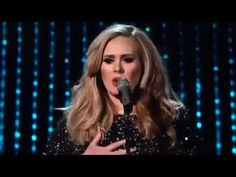 Adele - Skyfall Performance At Oscar 2013 @ Academy Awards 2013 HQ
