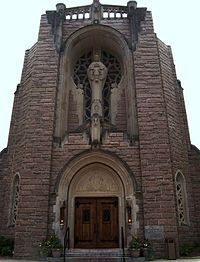 7. Our Lady of Grace Cathedral, Greensboro