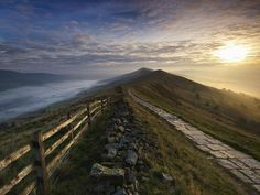Ten of the best walk routes around the country that can be reached by train from the big cities