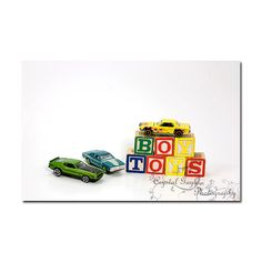Racing Toy Car Childrens Playroom Boys Bedroom Home Decor Wall Art Hot Rods Muscle Car Playroom Wall Decor, Home Decor Wall Art, Muscle Toys, Hot Wheels Bedroom, Hot Rods, Baby Shower Fun, Decoration, Kids Bedroom, Bedroom Decor