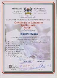 Certificate Courses Makerere University Google Search Certificate Courses Certificate Training Courses
