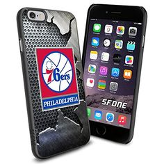 "Philadelphia 76ers Cool Iron iPhone 6 4.7"" Case Cover Protector for iPhone 6 TPU Rubber Case SHUMMA http://www.amazon.com/dp/B00VQ7VJ10/ref=cm_sw_r_pi_dp_rcvhwb132M2VA"