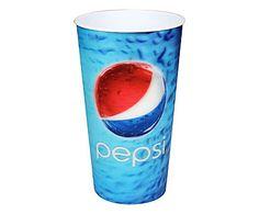 Copo 3D Logo Pepsi - 500ml